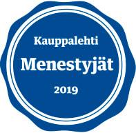 Menestyjät 2019